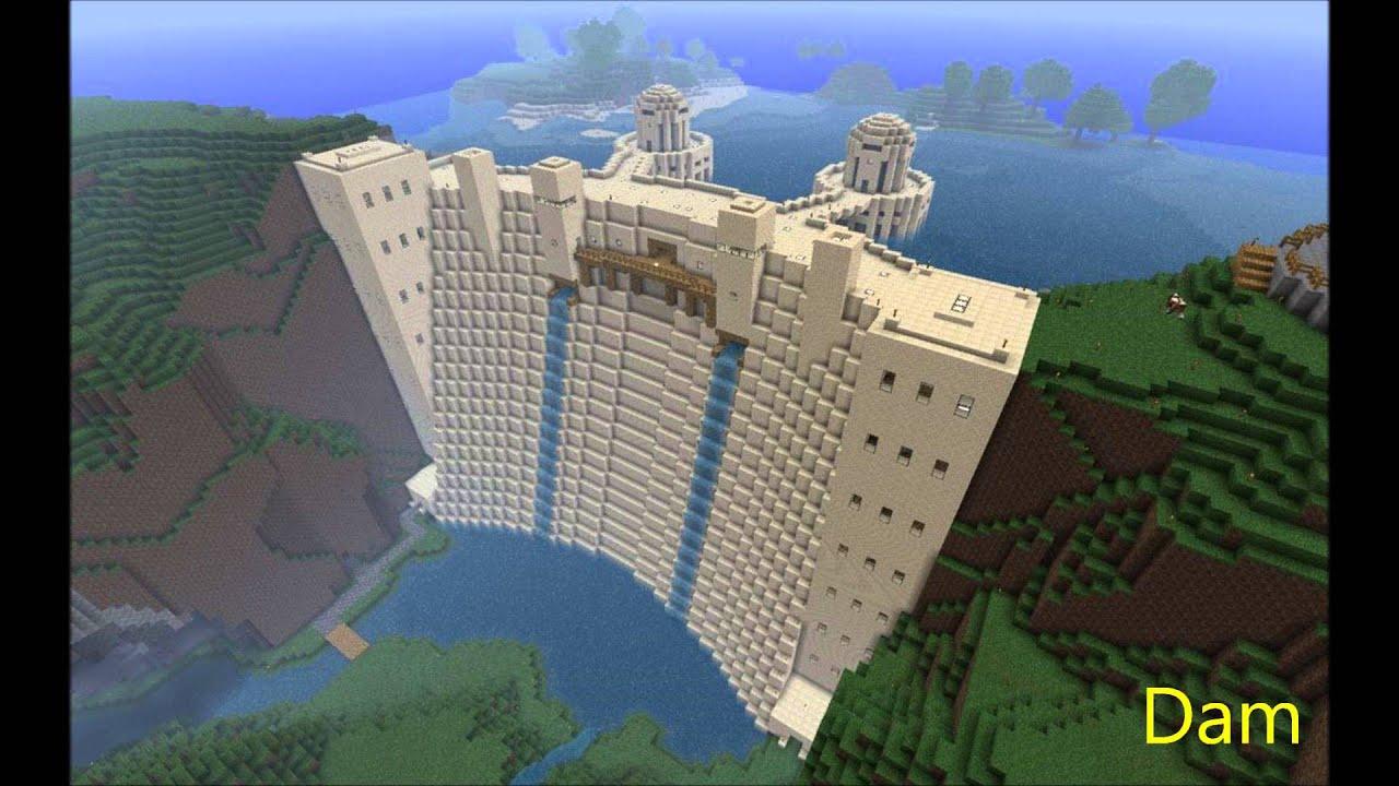 Minecraft 80 Building Ideas [#2]