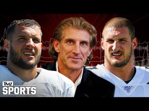 Nick Bosa's Dad Raves About Two Sons Dominating NFL, 'I Still Pay For Dinner!' | TMZ Sports