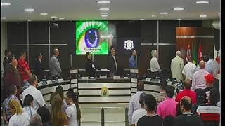 sessão dos vereadores