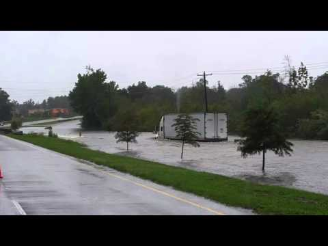 Sumter flood 2015