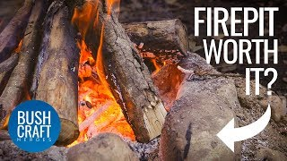 Is a Fire Pit Worth it? What it