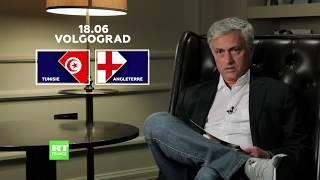 Tunisie ou Angleterre ? Le pronostic de José Mourinho