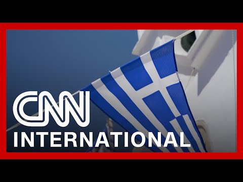 Greece banks on 'Covid-free' islands to lure visitors