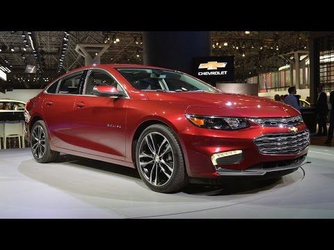 2016 Chevrolet Malibu Hybrid Quick Spin Youtube