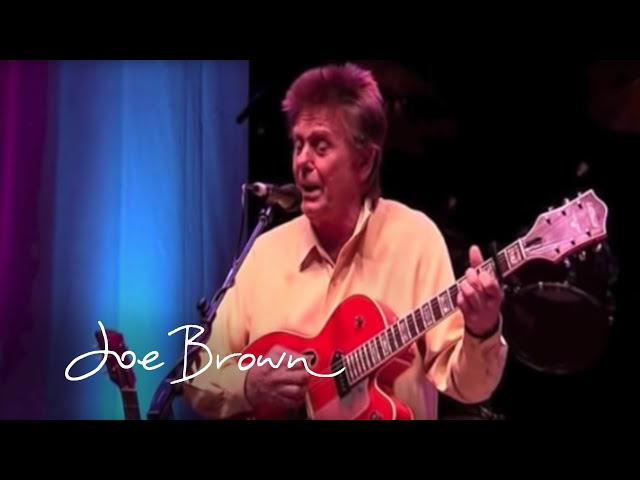 Joe Brown In The Jail House Now Live In Liverpool Chords Chordify