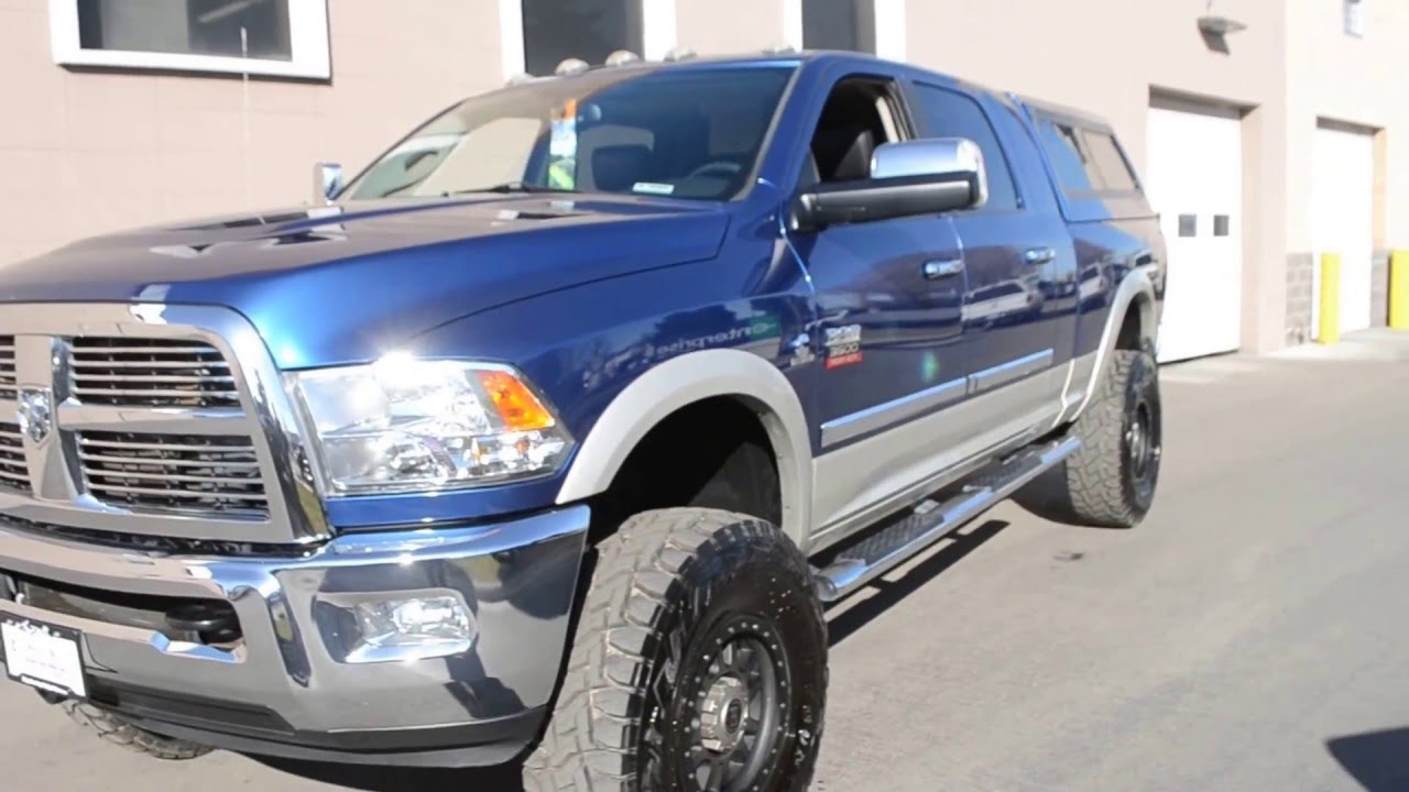 dodge ram  mega cab  laramie  ft pickup  sale  boise id jd