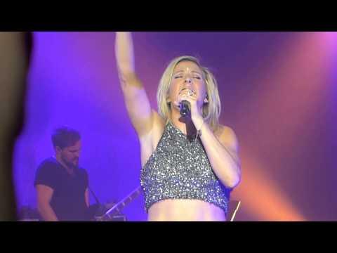 ELLIE GOULDING - GOODNESS GRACIOUS -  Stockholm 2014 - LIVE@ Fryshuset Arenan