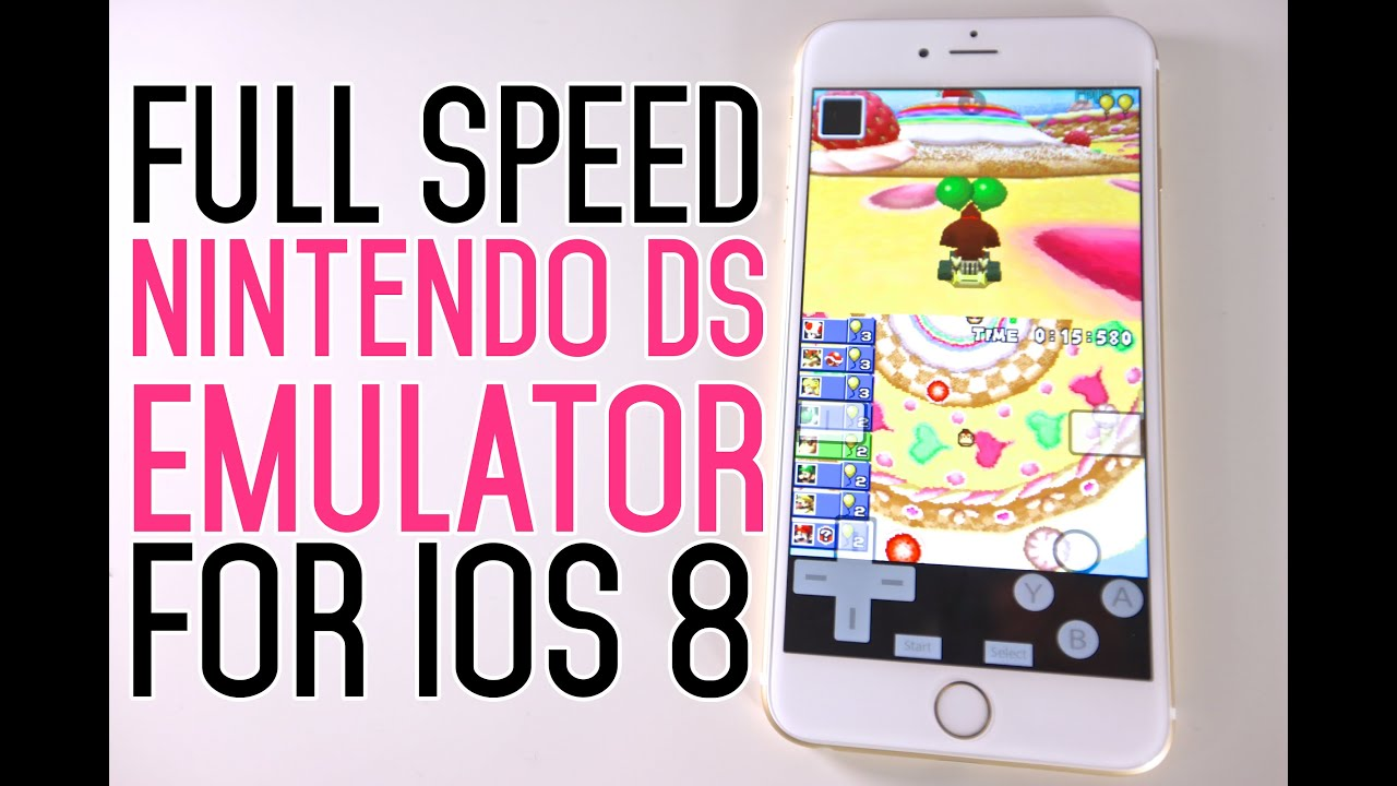 Nintendo Ds Emulator For Iphone 8