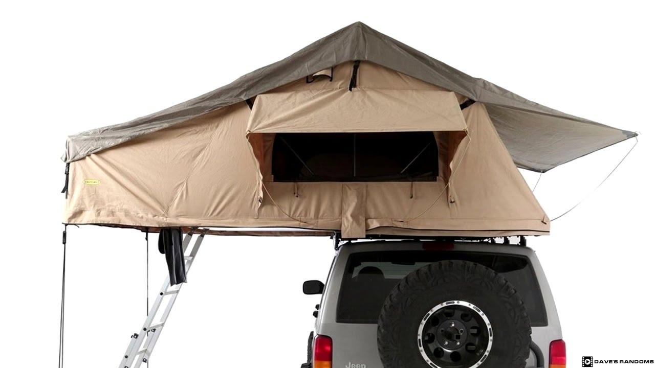 sc 1 st  YouTube & Smittybilt Overlander XL Roof Top Tent - YouTube
