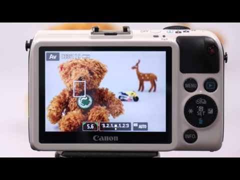 「EOS M2」を使ってタッチAFで連続撮影を行った動画