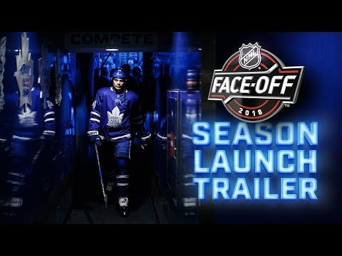 Happy October... Hockey is Back! The NHL's new season pump-up video