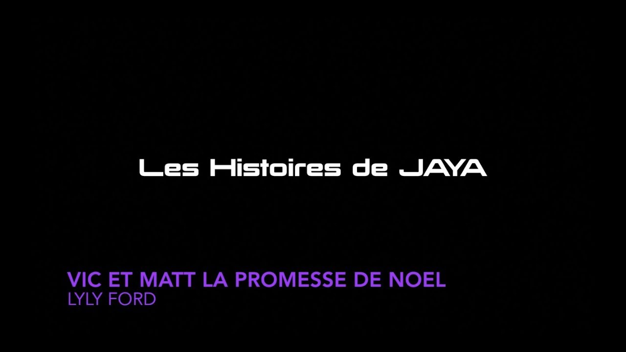 La Promesse De Noel.Vic Et Matt La Promesse De Noel