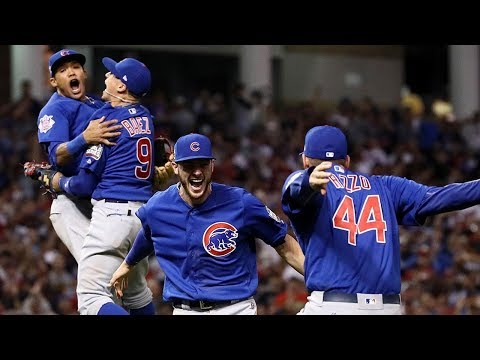 Chicago Cubs World Series Highlights 2016!