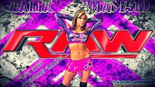 "(NEW) 2013: Velvet Sky 2nd WWE Theme Song ►""Face Down"" By Red Jumpsuit Apparatus + DLᴴᴰ"