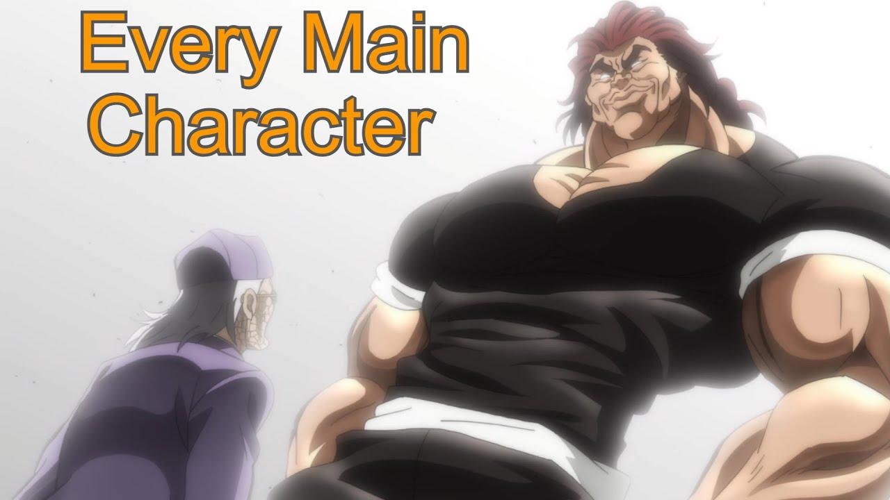 Yujiro Hanma in a Nutshell