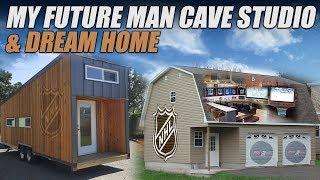 man cave setups