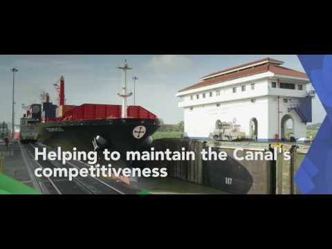 Panama Canal - The Great Connection: The Reliable Connection