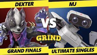The Grind 144 GRAND FINALS - Dexter (Wolf) Vs. Mj [L] (ROB) Smash Ultimate - SSBU