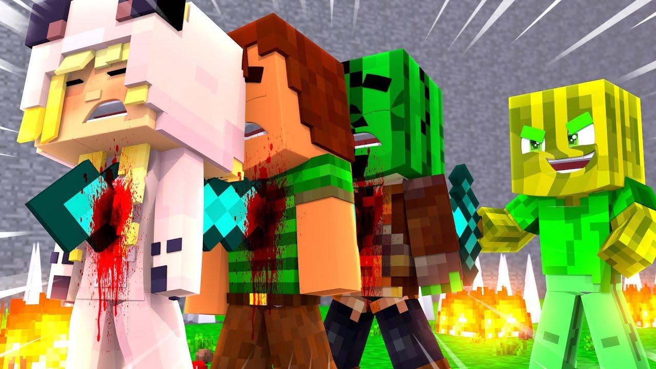 3 KILLS mit 1 SCHLAG?! - Minecraft WOLF thumbnail
