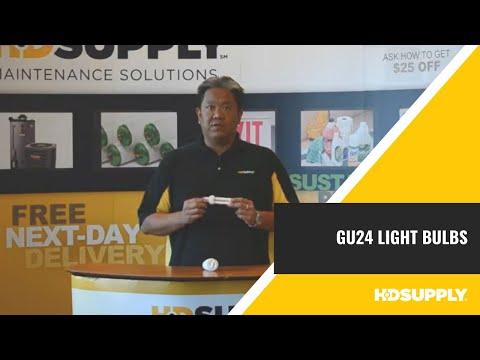 GU24 Light Bulbs - HD Supply Facilities Maintenance
