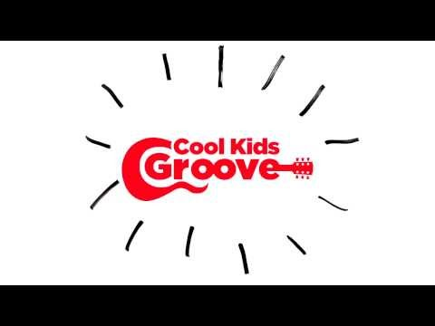 Fun music lessons for kids - Cool Kids Groove