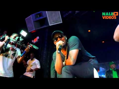 Exclusively for Naij.com: Olamide live in Chicago (2016)
