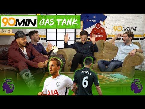 Tottenham 3-1 Dortmund goals reaction! | Lovren is the worst PL defender in history! | The Gas Tank