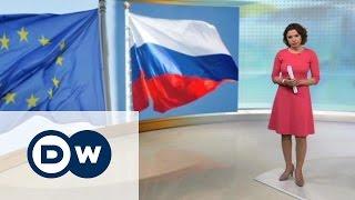 Санкции против России продлены в последний раз? - DW Новости (22.06.2016)