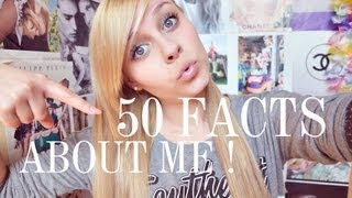 50 FACTS ABOUT ME | Dagi Bee