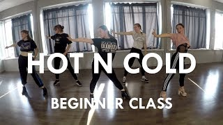 Katy Perry Hot n Cold Alyona Kolosova Choreography Beginner class.mp3