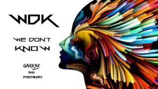 garr3x vs FootBeat - WDK [Official Audio]