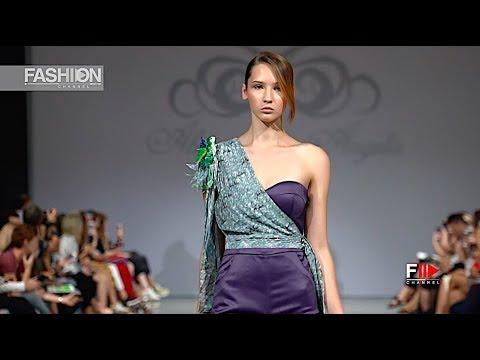 ABRAAMYAN ANGELA Spring Summer 2019 Ukrainian FW - Fashion Channel