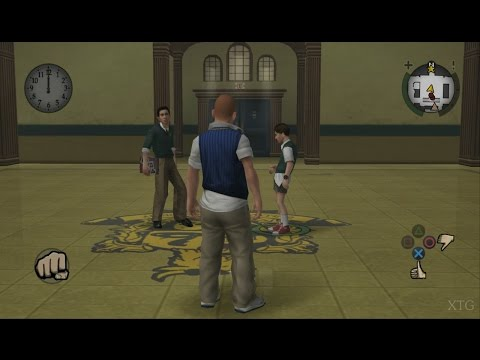 Bully PS2 Gameplay HD (PCSX2)