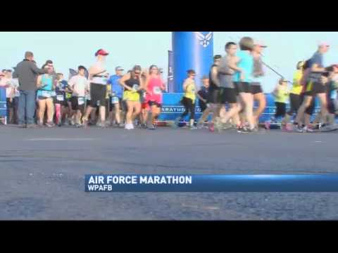 Air Force Marathon Draws Runners From Every St