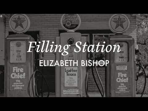 Filling Station By Elizabeth Bishop | Severed Hand Poetry