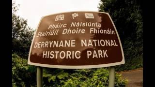 Wavecrest campsite to Derrynane Park walk
