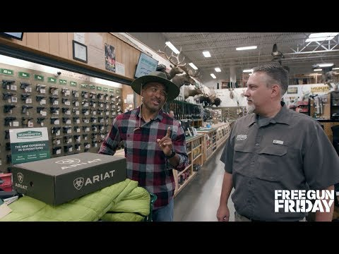 October Free Gun Friday | Sportsman's Warehouse: The One Stop Shop | Episode 3