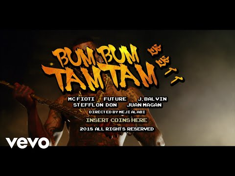Mc Fioti, Future, J. Balvin, Stefflon Don, Juan Magan – Bum Bum Tam Tam (Official Video)
