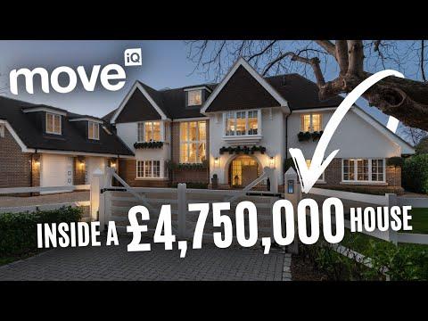 Luxury Homes | 7 Bed Luxury House Tour UK