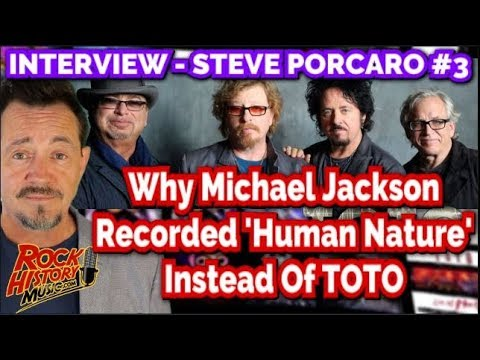 Why Michael Jackson Recorded Human Nature Instead Of Toto Mp3