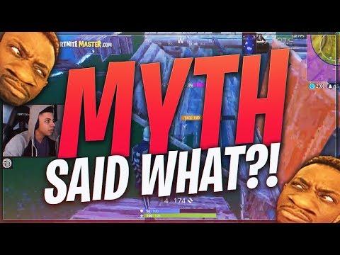 TSM Myth - HE SAID WHAT TO HAMLINZ!?! (Fortnite BR Full Match)