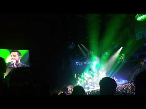 No Such Thing as a Broken Heart (Live 4k) - Old Dominion