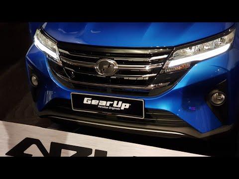 Perodua Aruz Walkaround Review | Evomalaysia.com