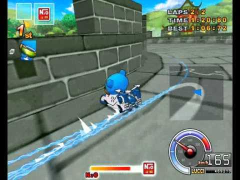 Kart rider Thailand Chinese wall S2  2.11.80
