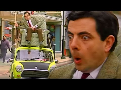 FAST Bean | Mr Bean Full Episodes | Mr Bean Official
