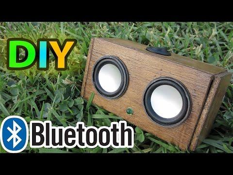 Amplificador De Audio Bluetooth Casero