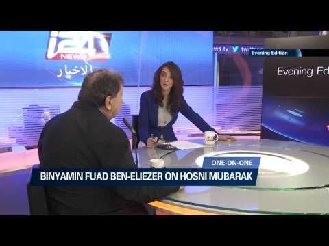 Former Minister of Defence, MK Binyamin Ben Eliezer