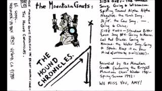 Watch Mountain Goats Going To Spain video