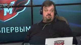 'Сборная Безнадежна' - Уткин на Спорт Фм/ 100% Футбола/ 28.03.18
