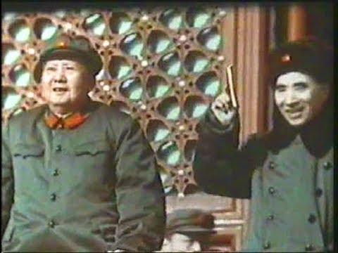 毛主席第八次接见红卫兵 Chairman Mao received the Red Guards for the eight time